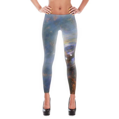 Crab Nebula Leggings - Finnigan Note - 1
