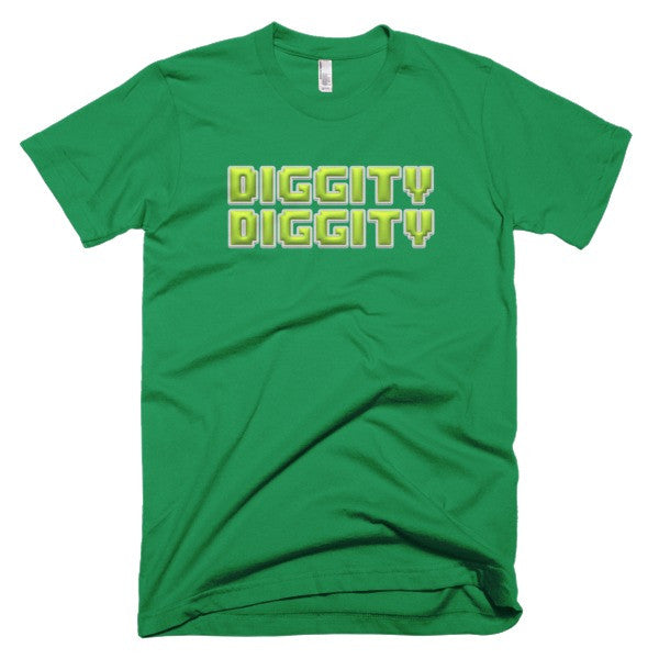 Diggity Diggity men's t-shirt - Finnigan Note - 5