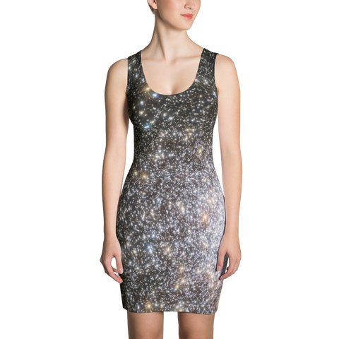 Star Cluster Dress - Finnigan Note - 1