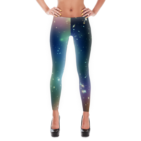 Dark Matter Leggings - Finnigan Note - 1