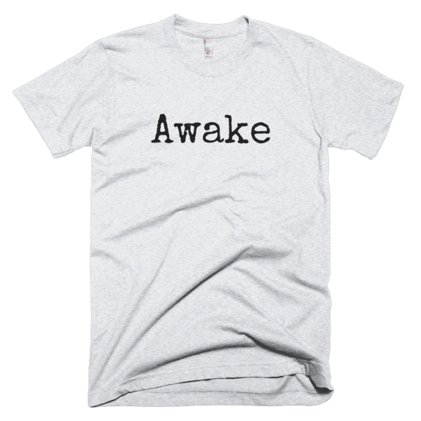 Awake Short sleeve men's t-shirt - Finnigan Note - 4