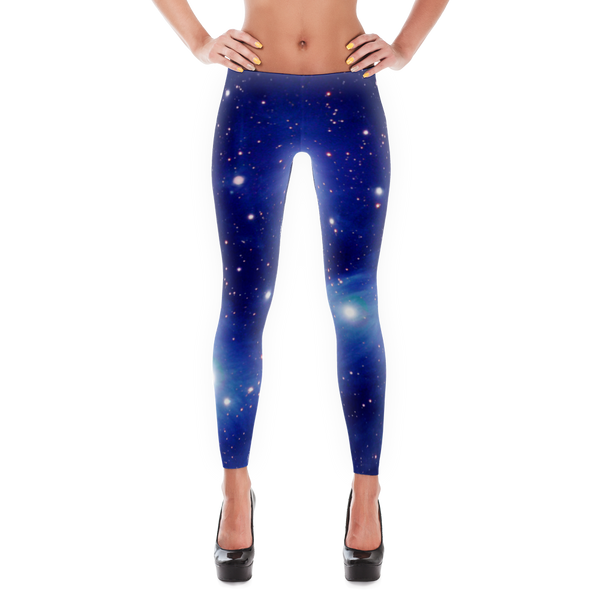 Pleiadian Star Child Leggings - Finnigan Note - 1