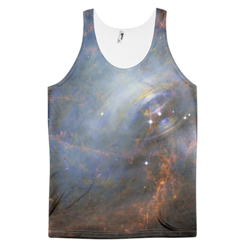 Crab Nebula Classic fit tank top (unisex) - Finnigan Note - 1