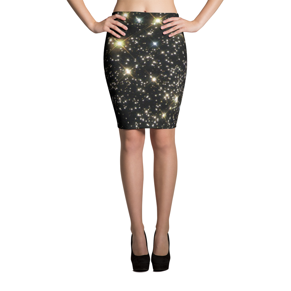 Holiday LIghts Pencil Skirts - Finnigan Note - 1