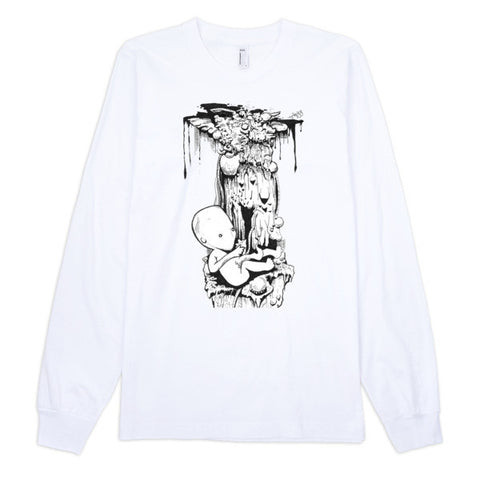Birth Long sleeve t-shirt (unisex) - Finnigan Note - 1