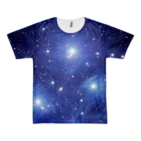 Pleiadian Short sleeve t-shirt (unisex) - Finnigan Note - 1