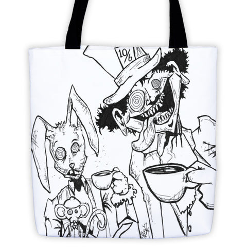 Tea Party Tote Bag - Finnigan Note