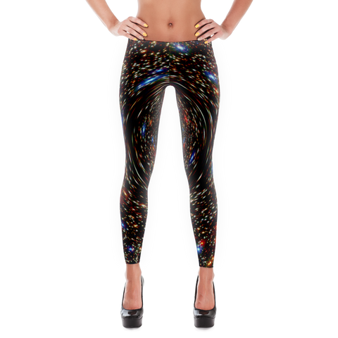 Black Hole Leggings - Finnigan Note - 1
