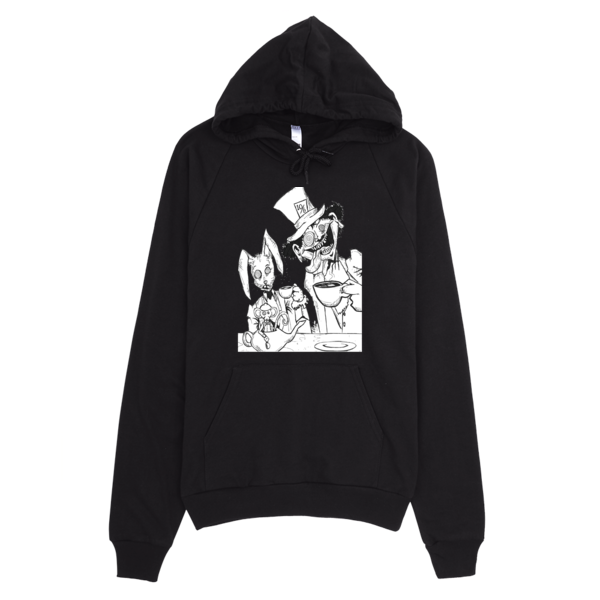 Tea Party Hoodie - Finnigan Note - 3