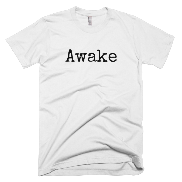Awake Short sleeve men's t-shirt - Finnigan Note - 1