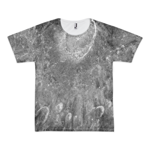 The Moon Short sleeve t-shirt (unisex) - Finnigan Note - 1
