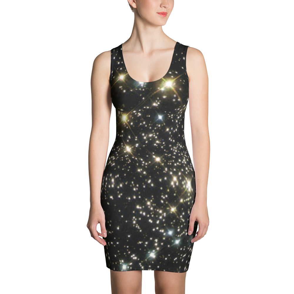 Holiday LIghts Dress - Finnigan Note - 1