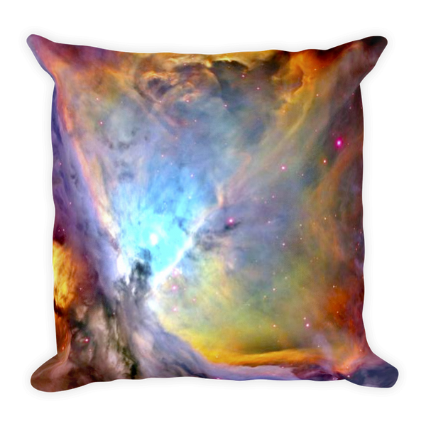 Orion Nebula Pillow - Finnigan Note - 2