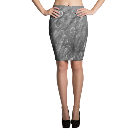 Moon Pencil Skirt - Finnigan Note - 1