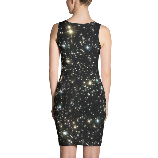 Holiday LIghts Dress - Finnigan Note - 2