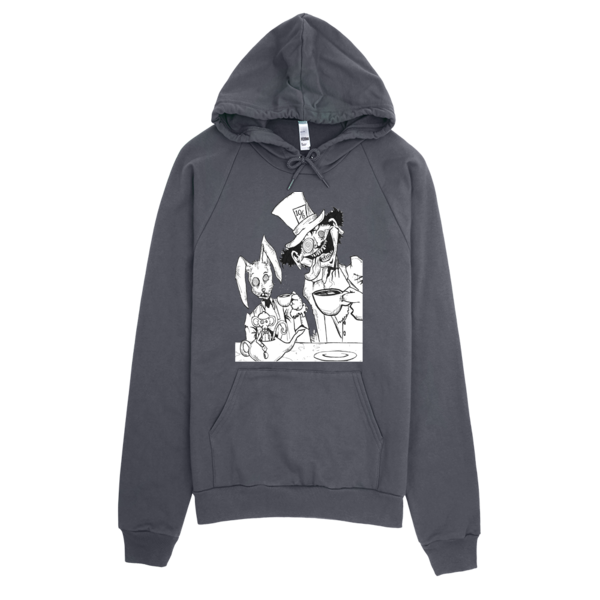 Tea Party Hoodie - Finnigan Note - 4
