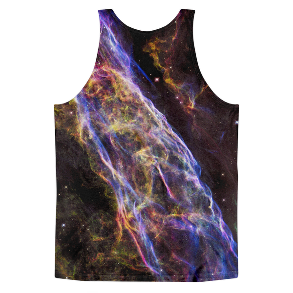 Veil Supernoa Nebula Classic fit tank top (unisex) - Finnigan Note - 2
