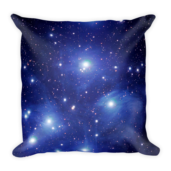 Pleiadian Star Child Pillow - Finnigan Note - 2