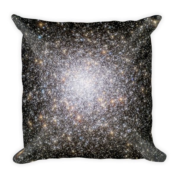 Star Cluster Pillow - Finnigan Note - 3