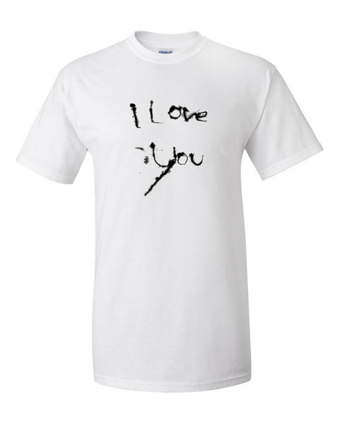 I Love You Cotton Short sleeve t-shirt - Finnigan Note - 2