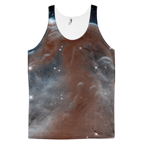 Horsehead Nebula Classic fit tank top (unisex) - Finnigan Note - 1