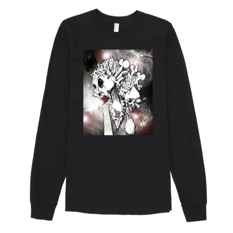 February Roger Plymale Long sleeve t-shirt (unisex) - Finnigan Note - 1