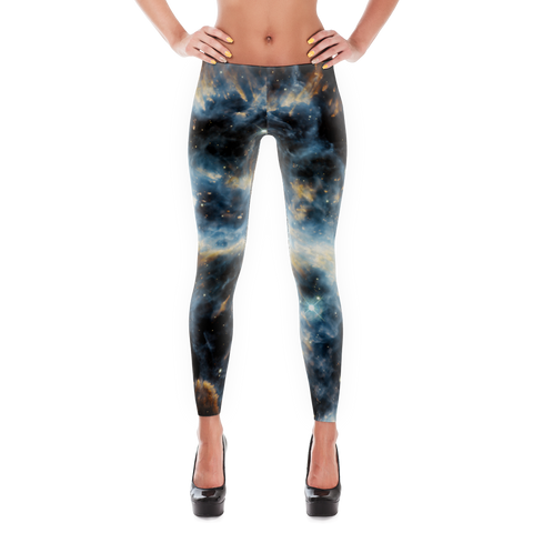 Star Party Leggings - Finnigan Note - 1