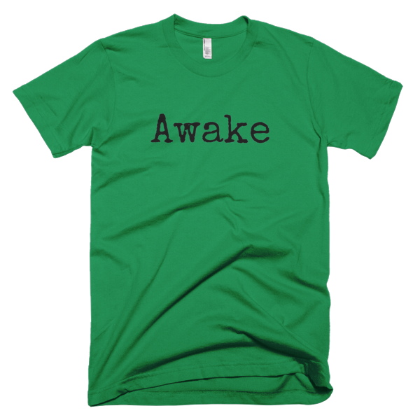 Awake Short sleeve men's t-shirt - Finnigan Note - 2