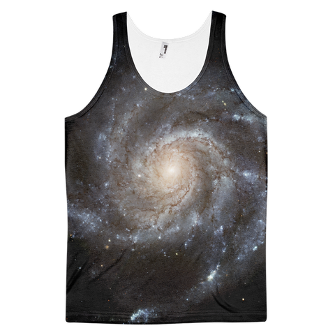Spiral Galaxy Classic fit tank top (unisex) - Finnigan Note - 1