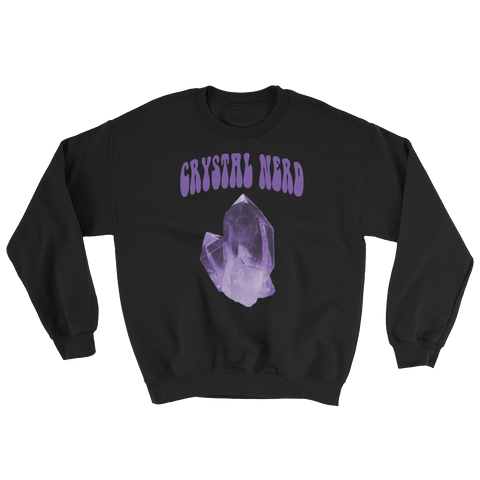Crystal Nerd Sweatshirt - Finnigan Note - 1