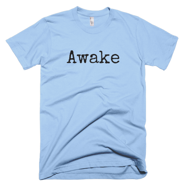 Awake Short sleeve men's t-shirt - Finnigan Note - 5