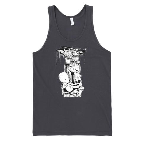 Birth by Roger Plymale Classic tank top (unisex) - Finnigan Note - 1