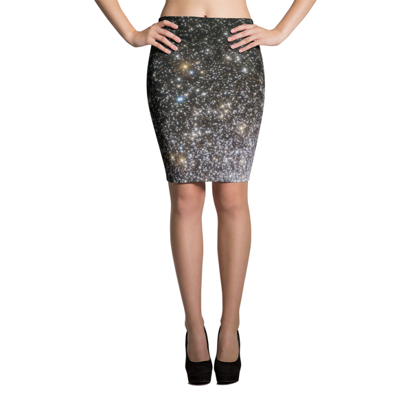 Star Cluster Pencil Skirt - Finnigan Note - 1