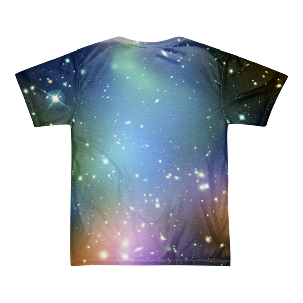 Dark Matter Short sleeve t-shirt (unisex) - Finnigan Note - 2