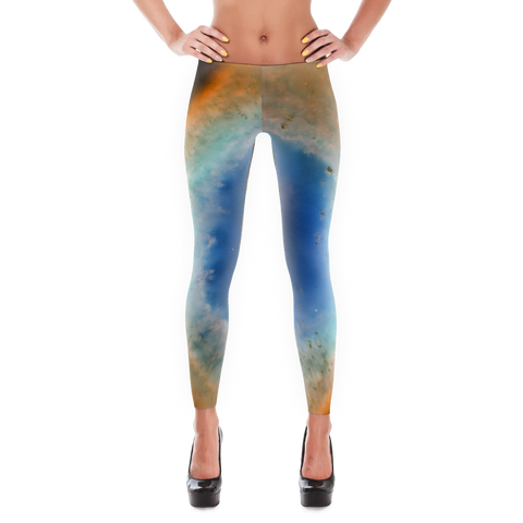 Eye Of God Leggings Leggings - Finnigan Note - 1