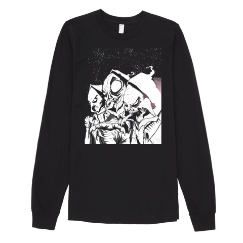 Cogg by Roger Plymale Long sleeve t-shirt (unisex) - Finnigan Note - 1