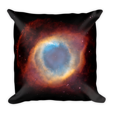 Eye of God Pillow - Finnigan Note - 1