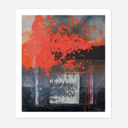 Aimee Melaugh,Blood-Shod,fierce-nice,Giclée