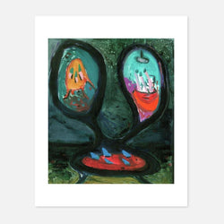 Alison Pilkington,Little Hollows,fierce-nice,Giclée