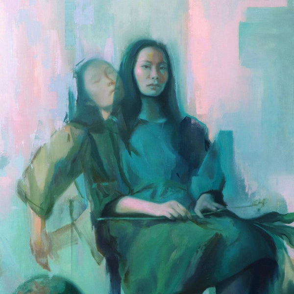 Fiona Si Hui,Mother's Closet,fierce-nice,Giclée.