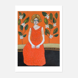 Karen Hickey - The Good Wife - fierce-nice - Giclée
