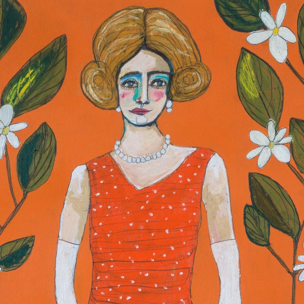Karen Hickey - 'The Good Wife' Giclee Print (2)