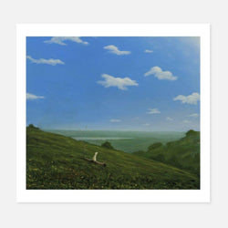 Robert Ryan,Cloud Counting,fierce-nice,Giclée