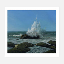 Robert Ryan,High Tide,fierce-nice,Giclée