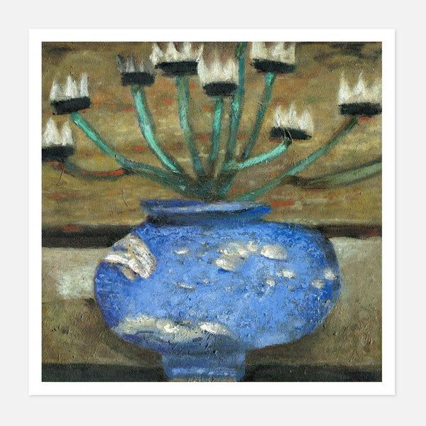William Gilchrist - Indoor Garden - fierce-nice - Giclée