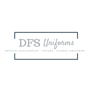 DFS Uniforms Scrubs School Uniforms medical Accessories