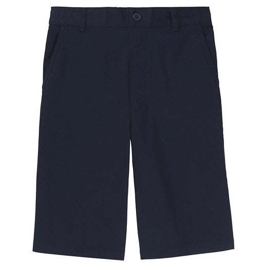 BOYS NAVY PULL ON SHORT - TODDLER