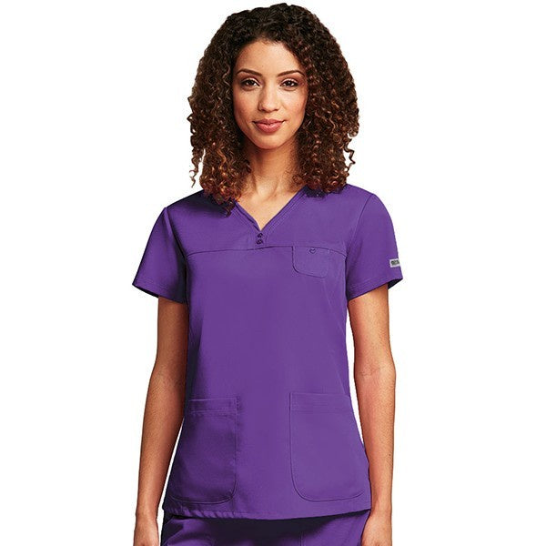 3 POCKET V NECK YOKE