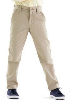 BOYS DOUBLE KNEE PANT SIZE 4-18