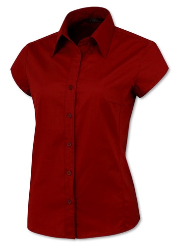 LADIES STRETCH BLOUSE